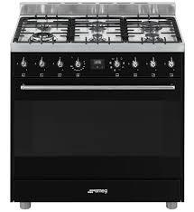Smeg Induction Cooktops Smeg Cs9gmna 90cm 6 Burner Dual Fuel Freestanding Oven Kitchen Things