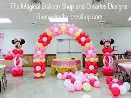 balloon delivery gainesville fl the magical balloon shop and creative designs