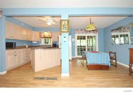Need Ideas For Paint Color For Open Kitchen Dining Living Room - Dining room area