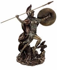 athena statue art ebay