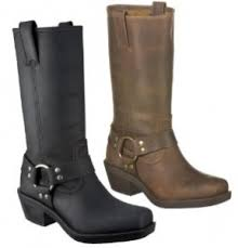 target womens boots mossimo target daily deal s leather engineer boots for 39 99 shipped