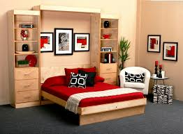 Furniture Simple Bed Designs Simple Ideas For Decorating Room With Wall Shelf Designs Cool