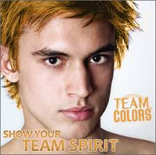 team colors spray jerome russell