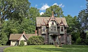 Gothic Revival Homes by Fhc Wang Architecture American Style Homes