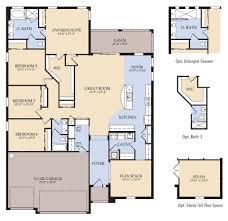 floor new home floor plans