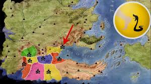 Interactive Westeros Map Dornish Houses Their History Map Castles And Characters Map