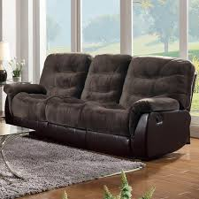 Sofa With Recliners 53 Recliner Sofa Fabric Flexsteel Living Room Fabric Reclining