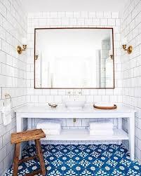 blue bathroom tile ideas blue ceramic floor tile 1000 images about bathroom on
