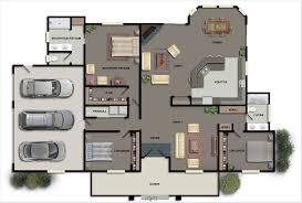 Interior Home Deco Decor House Plans With Pictures Of Inside Modern Master Bedroom