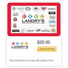 landry s gift cards landry s multibranded configuration asin e mail