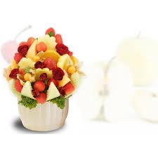 edible fruit bouquets fruit flowers