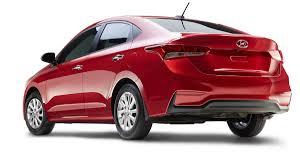 hyundai accent hp 2018 hyundai accent specs 2018 car review