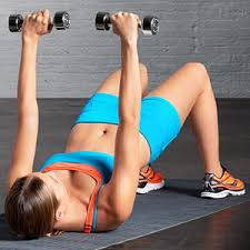 Chest Workout Dumbbells No Bench The Metabolism Boosting Superset Workout Fitness Magazine