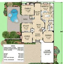 Mansion Plans Marvelous Master Up Mansion 36167tx Architectural Designs
