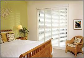 Panel Track For Patio Door Panel Track Shades Bypass Plantation Shutters For Sliding Glass