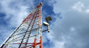 Cell Phone Tower Map Telecommunications Tower Map Image Gallery Hcpr