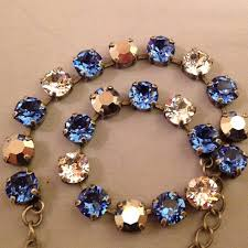 crystal jewellery necklace images Best 25 swarovski crystal necklace ideas swarovski jpg
