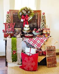 rustic u0026 joyful christmas party dessert table hostess with the