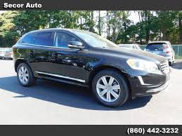 volvo xc60 2016 used 2016 volvo xc60 t5 premier for sale in new london connecticut