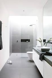 bathroom modern white bathroom ideas wall tiles grey modern