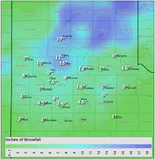 Amarillo Zip Code Map by Nws Lubbock Tx February 25th Blizzard