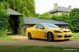 vauxhall maloo vauxhall maloo vxr8 2012 front right u2013 front seat driver