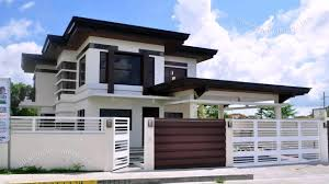 House With Floor Plans Model House With Floor Plan In The Philippines Youtube