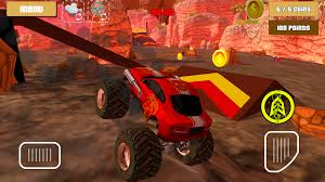 monster truck race track toys monster truck racing hero 3d android apps on google play