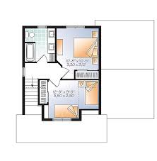 2nd floor plan house plan 76462 at familyhomeplans com