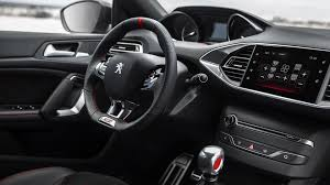 peugeot car showroom peugeot 308 gti new car showroom hatch sports car photos