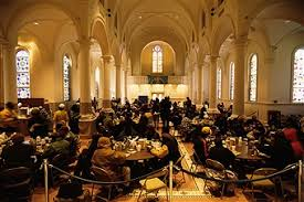 Soup Kitchens In New York by Soup Kitchen At Holy Apostles Church In New York Pictures Getty