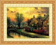 Country Cottage Cross Stitch Compare Prices On Country Cross Stitch Online Shopping Buy Low