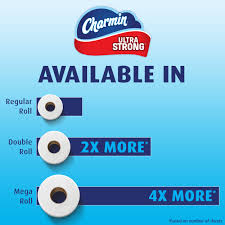 Strongest Sheets On The Market by Charmin Ultra Strong Toilet Paper 18 Mega Bonus Rolls Walmart Com