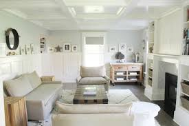 modern parisian living room reveal wainscoting paint lighting
