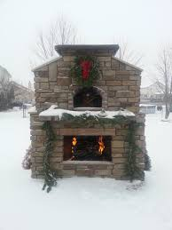 Outdoor Chimney Fireplace by Fireplace Pizza Oven Combo Bing Images Outdoor Kitchen