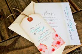wedding luggage tags luggage tag wedding save the dates with pink floral design