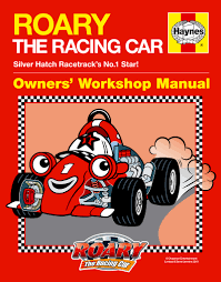 Roary The Racing Car Big Chris Flags It Up Roary The Racing Car Manual Haynes Publishing