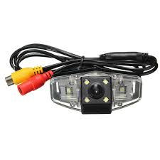 rear view parking backup camera for honda accord pilot civic