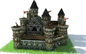 how to build a medieval castle contest minecraft blog