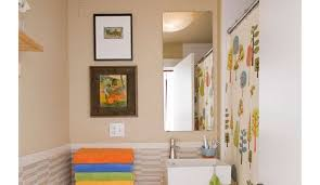 shower curtain ideas for small bathrooms 23 small bathroom decorating ideas on a budget craftriver