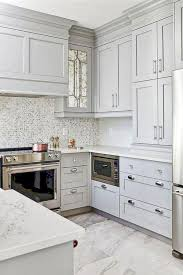 ideas for grey kitchen cabinets lovely grey kitchen cabinets design ideas for cool homes