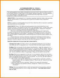 biography an autobiography difference autobiographical sketch sle 3 of autobiography essay parts resume