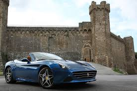 Ferrari California Black - 2016 ferrari california t adds handling speciale package