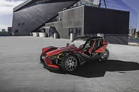 volvo unveils new engine lineup for 2017 i shift updates polaris slingshot gets slr trim and new roof shade for 2017