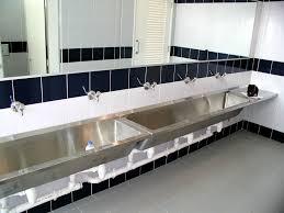 bathroom sinks ideas best 25 stainless steel bathroom sinks ideas on