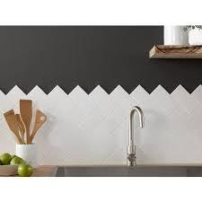 floor and decor dallas bright white ice subway ceramic wall tile 3 x 6 914100887