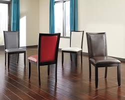 Ashley Furniture Trishelle Dining Table by Trishelle Ding Room Upholstered Side Chair Available In 4 Colors