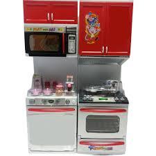Modern Kitchen Set Modern Kitchen Set With Light And Sound Playsets Homeshop18