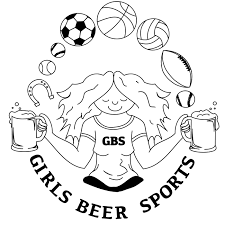 cartoon beer black and white welcome to the gbs podcast u2013 girls beer sports