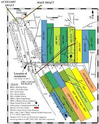 Fau Map Mining Induced Fault Reactivation Associated With The Main